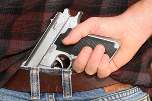 louisiana firearm possession defense