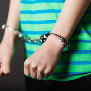 my child was arrested for drug charges