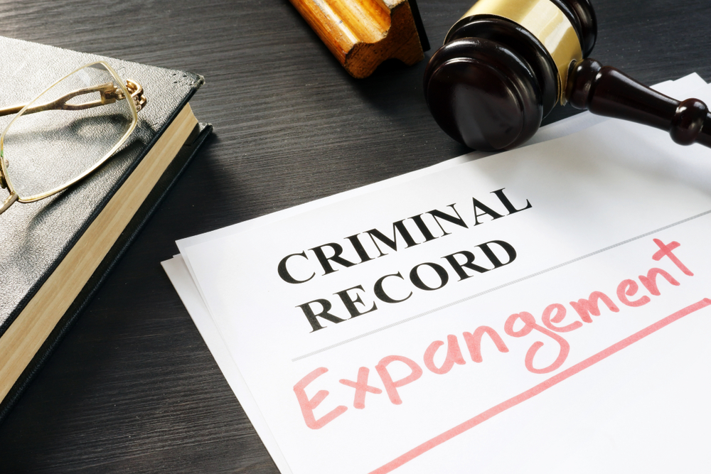 criminal record expungment