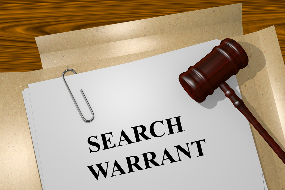 louisiana search warrant