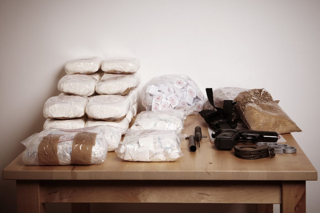 What's the Difference Between Drug Dealing and Drug Trafficking_